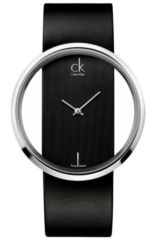 ساعت CK مشکی